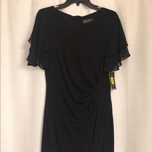 Jessica Howard Black cocktail dress